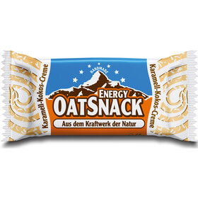 Energy OatSnack Bar 65g, Caramel-Coconut-Mousse